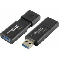 Флэш-диск Kingston 16 GB USB 3.0 Data Traveler DT100-G3
