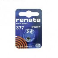 Батарейка Renata SR 626 SW (377) BL 1/10