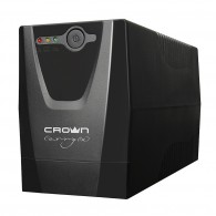 ИБП Crown CMU-650X 650VA/300W (1 Euro+1 IEC)
