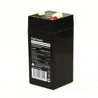 Аккумулятор для прожекторов GoPower (4V 3,5 Ah)