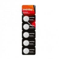 Батарейка SmartBuy CR 2032 BL-5\100