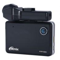 Видеорегистратор Ritmix AVR-680 (1920x720,1,3Мп,120°,microSD до 32)2 камеры