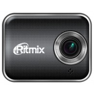Видеорегистратор Ritmix AVR-777 (2304x1296, microSD до 64Gb)