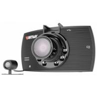 Видеорегистратор Artway AV-520 (2 камеры,120\90°,microSD до 32Gb)(1472661)