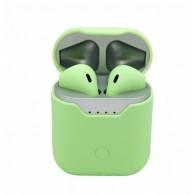 Гарнитура Bluetooth Q9L зеленая
