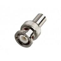 Разъем BNC2 (2шт) для коаксиального кабеля RG-59