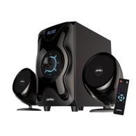 "Колонки Perfeo 2.1 ""Shuttle"" (16W+2*6W) FM, Bluetooth,USB,SD, ПДУ(PF-3670)"