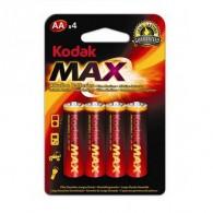 Батарейка Kodak LR6 MAX BL 4/80/400