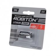 Батарейка Robiton CR2 Lithium