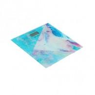 Весы эл.напольные голубые Luazon 020 (3782762)