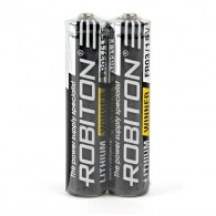 Батарейка Robiton FR03 sh2\50 (AAA литий !!!!)
