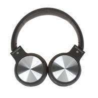 Наушники-плеер Eltronic 4461 (microSD, Bluetooth) серебро
