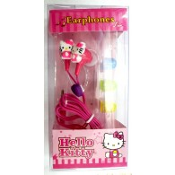 Наушники MP3 Hello Kitti вакуумные