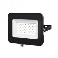 Прожектор светодиодный Jazzway PFL -30W RGB BL IP65 черный