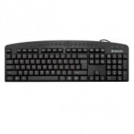 Клавиатура Defender HB-450 черная USB (45450)