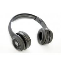Наушники-плеер MS-991B черные (Fm, microSD,Bluetooth)