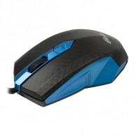 Мышь Ritmix ROM-202 USB синяя