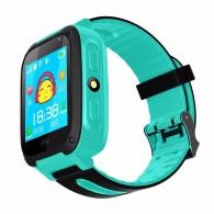 Smart-часы Q99 детские зеленые (без GPS)