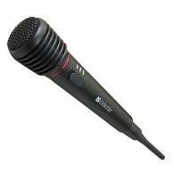 Микрофон Defender MIC-142 - динамический беспроводной (64142)