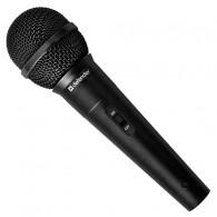 Микрофон Defender MIC-129 для КАРАОКЕ 3,5+6,3 (64129)