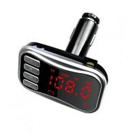 MP3 FM модулятор автомоб. KTS KCB-902 (Bluetooth, USB)
