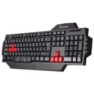 Клавиатура SmartBuy 201 USB игровая черная (SBK-201GU-K)