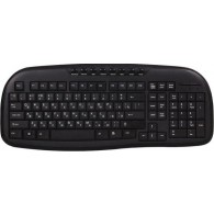 Клавиатура SmartBuy 205 USB черная (SBK-205U-K)