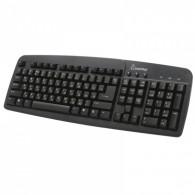 Клавиатура SmartBuy 108 USB черная (SBK-108U-K)