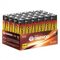 Батарейка Daewoo LR6 Pack-24/480