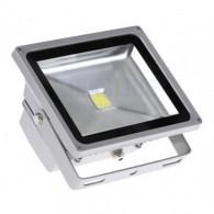 Прожектор светодиодный Jazzway PFL -20W/ RGB-RC/GR цветной с пультом