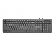 Клавиатура Defender SM-820 OfficeMate USB черная (45820)