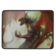 Коврик для мыши Defender Dragon Rage M 360*270*3mm ткань+резина