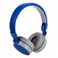 Наушники-плеер Eltronic 4455 (microSD, Bluetooth) с микр.полноразм.синие