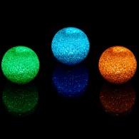 "Светодиодный шар 8см ""Snowball"" 3xLR44"