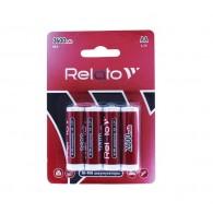 Аккумулятор Relato R6 2600 Ni-Mh BL 4