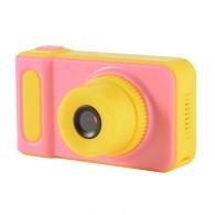 Детская фотокамера ЕТ001 розовая
