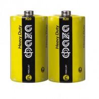 Батарейка Фаzа R20 sh 2/12/288