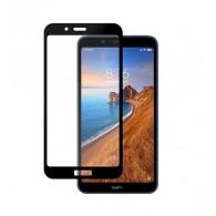 Защитное стекло 2,5D для Xiaomi Redmi 7A чер(103316)