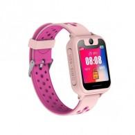 Smart-часы детские с GPS трекером S6 (розовые)