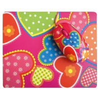 Мышь CBR Candy + коврик USB