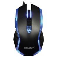 Мышь SmartBuy SBM-701G-K игровая черная