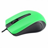 Мышь Perfeo зеленая USB (PF-353-OP-GN)