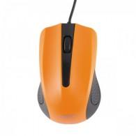 Мышь Perfeo оранжевая USB (PF-353-OP-OR)