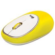 Мышь Ritmix RMW-250 беспроводная желтая антистресс