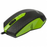 Мышь Ritmix ROM-202 USB зеленая