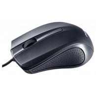 Мышь Perfeo черная USB (PF-353-OP-B)