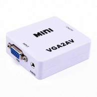 Переходник VGA (F) - 3RCA (F) HW-2111 (VGA ->AV)