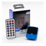 MP3 FM модулятор автомоб. KTS KCB-866 (Bluetooth, USB)