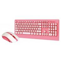 Комплект  SmartBuy   SBC-303319AG-I   беспроводной розовый