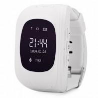 Smart-часы Q50 Hello детские с GPS трекером белые